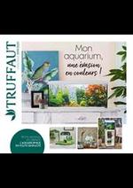 Prospectus  : Mon Aquarium, une évasion en couleurs!