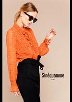 Prospectus Sinequanone : Nouvelle Collection