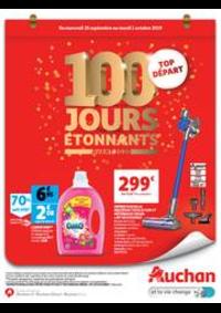 Prospectus Auchan MAUREPAS : 100 jours étonnants avant 2020
