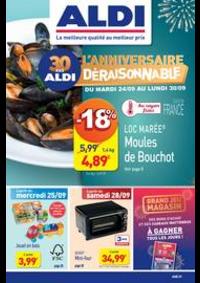 Prospectus Aldi Herblay : Catalogue Aldi