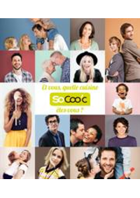 Prospectus SoCoo'c Claye Souilly : Catalogue SoCoo'c