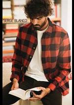 Prospectus Serge Blanco : Chemises Automne
