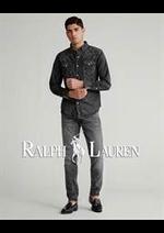 Catalogues et collections RALPH LAUREN : Men's Denim
