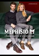 Prospectus Mephisto : Automne Hiver 2019