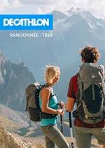 Prospectus DECATHLON : RANDONNÉE - TREK