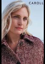 Prospectus Caroll : Collection Automne Femme