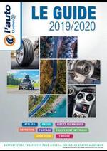 Guides et conseils L'auto E.Leclerc : LE GUIDE 20192020