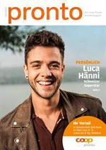 Journaux et magazines Coop Pronto : Pronto Kundenmagazin 052019