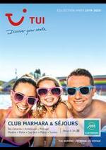 Prospectus Marmara : Club Marmara & Séjours Hiver 2019/2020