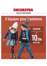 Prospectus Orchestra : Orchestra Selection Mode