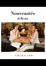 Prospectus Lola & Liza : Nouvetees Lola Trends