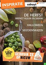 Prospectus Colruyt : De herfst brengt kleur en smaak.pdf