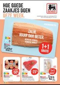 Promos et remises Supermarché Delhaize Bouge : Folder Delhaize