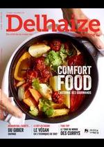 Journaux et magazines AD Delhaize : Delhaize Magazine: