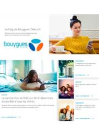 Prospectus Bouygues Telecom CLAYE SOUILLY : Offres Bouygues Telecom