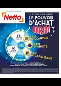 Prospectus Netto Givet Chemin de mon bijou : Le pouvoir d'achat Barjo!