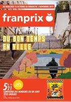 Du bon temps en ville - Franprix