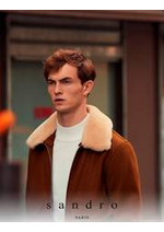 Catalogues et collections Sandro : Collection AutomneHiver 2019 Homme