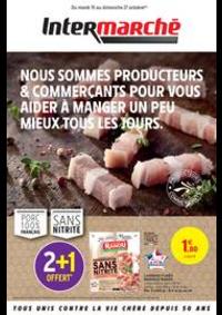 Prospectus Intermarché Super Vaux le Penil : Catalogue Intermarché