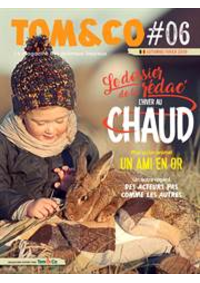Journaux et magazines Tom&Co Marche-en-Famenne : Tom&Co Mag