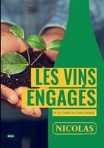 Promos et remises  : Les vins engagés