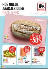 Promos et remises Supermarché Delhaize Falisolle : Folder Delhaize