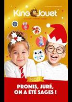 Prospectus King Jouet : Noël 2019