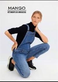 Prospectus MANGO PARIS 4 - 82 rue de Rivoli : Vêtements de Grossesse