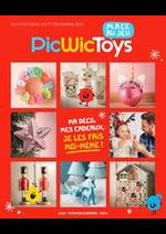 Prospectus Picwic : Noël 2019