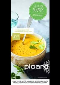 Prospectus Picard AVON : Collection Soupes