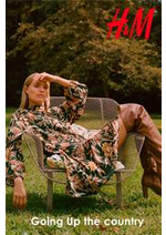 Catalogues et collections H&M : Going up the contry