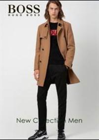 Catalogues et collections Hugo Boss SAINT-TROND : New Collection Men