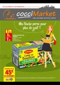 Prospectus CocciMarket PARIS 41 Rue du Fg Montmartre : Ma touche perso pour plus de goût!