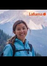 Prospectus Lafuma : Nouvelle Collection