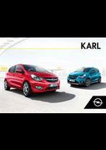 Prospectus Opel : Karl