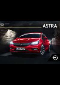 Prospectus Opel Tinlot : Astra Depliant