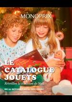 Prospectus  : Le Catalogue Jouets