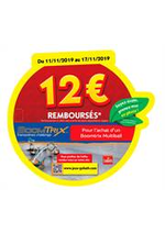 Promos et remises Jouets Sajou : 12€ Remboursés Boomtrix