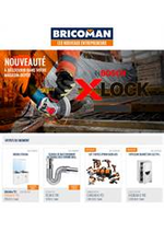 Prospectus Bricoman : Catalogue Bricorama