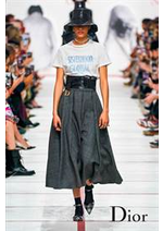 Catalogues et collections Dior : Collection AutomneHiver 2019-20