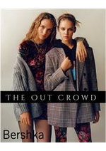 Catalogues et collections Bershka : The out crowd