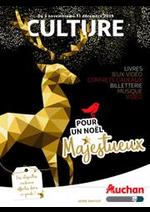 Prospectus Auchan : Pour un Noël Majestueux