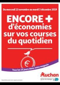 Prospectus Auchan Melun Senart Cesson : Catalogue Auchan