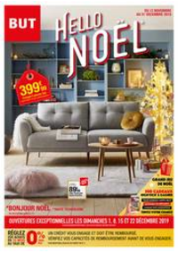 Prospectus But Nemours : Hello Noël