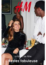 Prospectus H&M : Restez fabuleuse