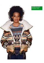 Catalogues et collections Benetton : New Sexico  Femme
