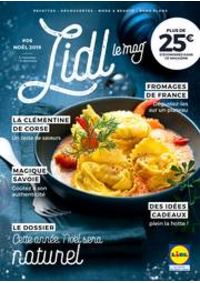 Prospectus Lidl VILLERS LE LAC : Du 21 novembre au 31 décembre