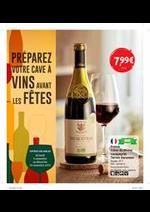 Prospectus Carrefour Express : Preparez votre cave a vins avant les fetes