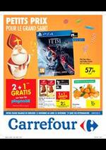 Prospectus Carrefour Express : Petits prix pour le grand Saint