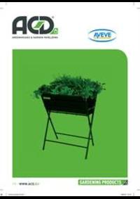 Prospectus AVEVE BUKEN : Garden Products